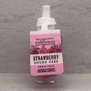 🎉 3/$15 Strawberry Pound Cake Wallflower Refill
